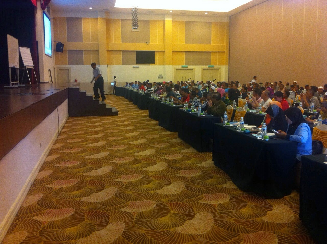 Productivity Seminar At TH Hotel KT.