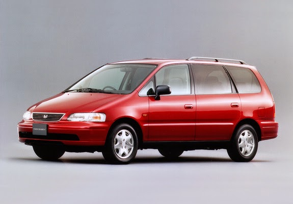 The Ultimate Car Guide  Honda Odyssey