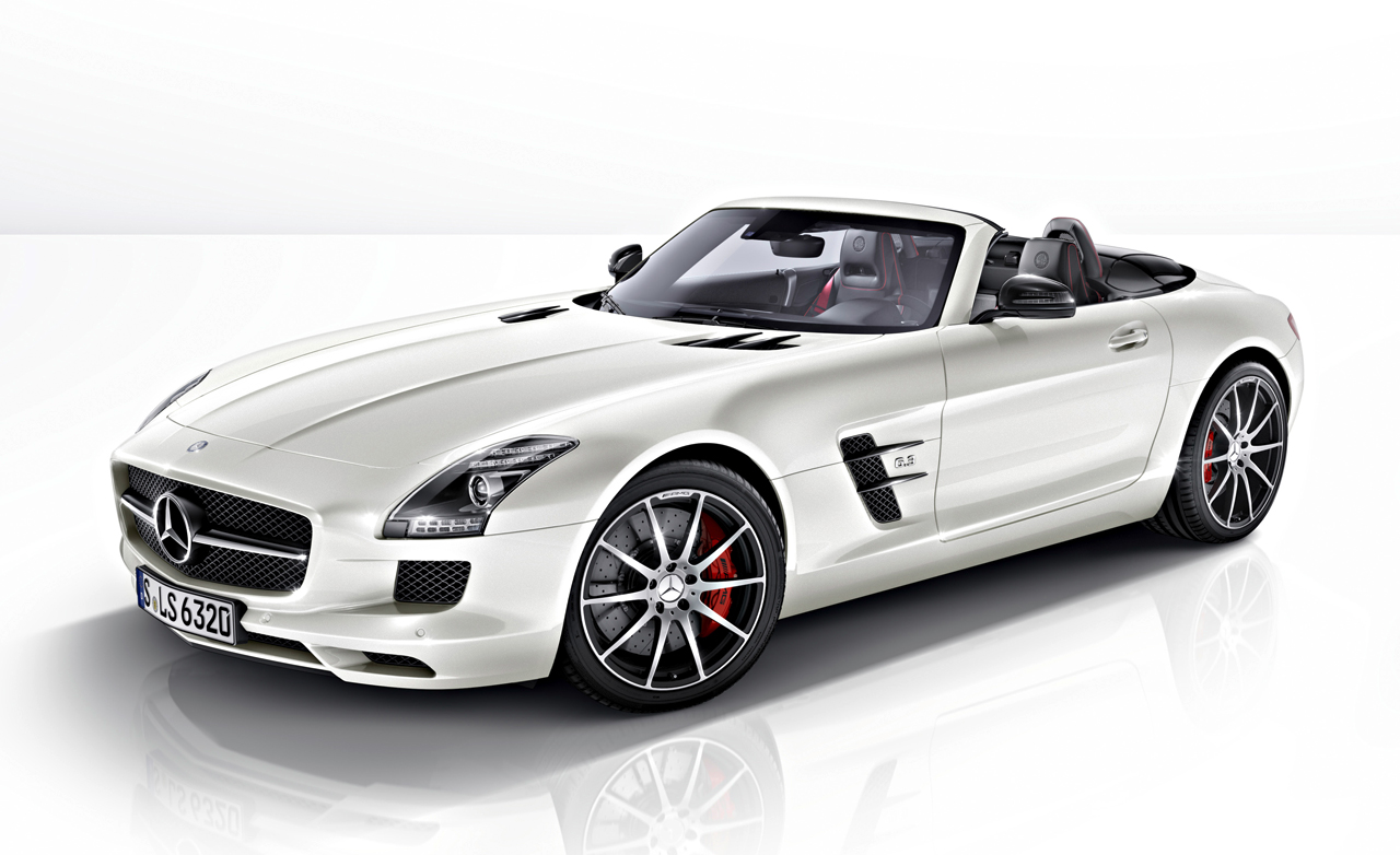 2013 Mercedes Benz Sls Amg Gt Super Cars