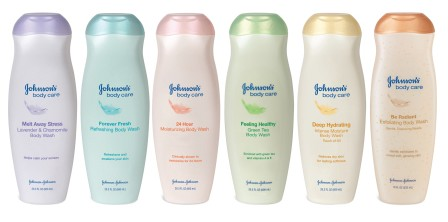 Amostra Gratis Johnso's & Johnso's Body Care