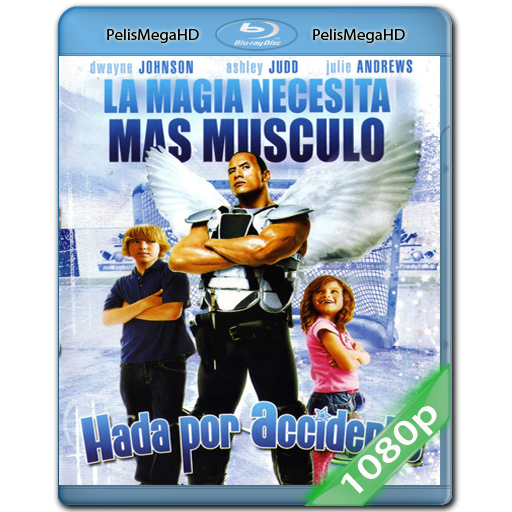 Hada por Accidente (2010) 1080P HD MKV ESPAÑOL LATINO