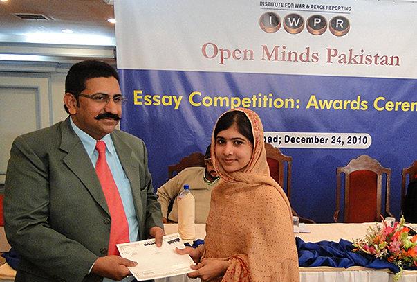 16 International essay writing contest - pkemb