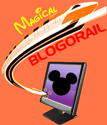 Proud Member of Magical Blogorail Peach