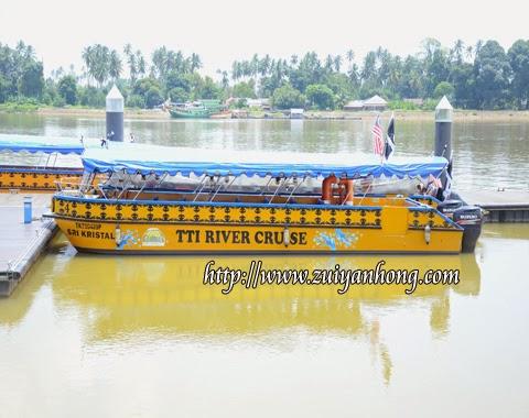 Trengganu River Cruise