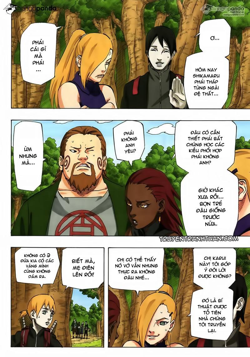 Naruto Chap 700 - Trang 8