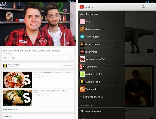 YouTube 5.6.36 Apk