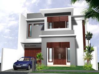 Model Rumah Modern