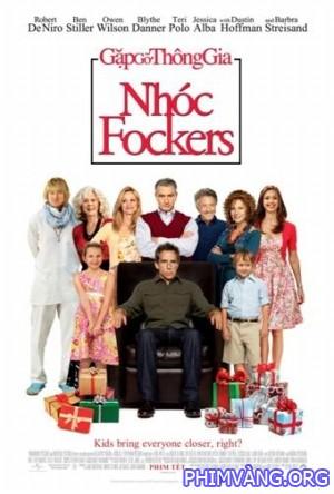 Gặp Gỡ Thông Gia - Little Fockers (2010)