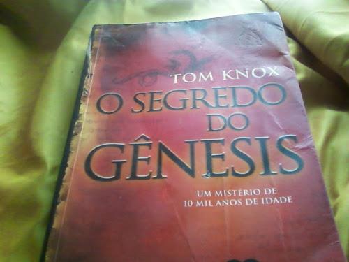 Livro que Indico (O Segredo Do Gênisis)