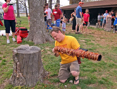 Ridiculous Bacon Bazooka Seen On www.coolpicturegallery.us