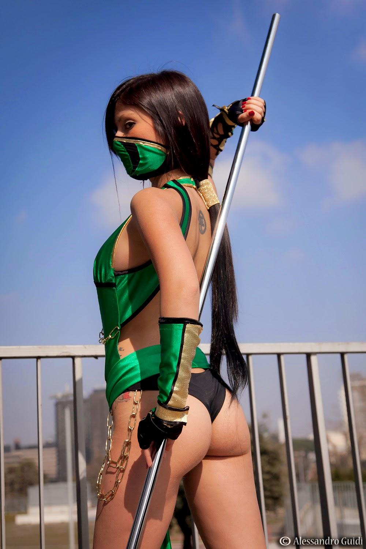 Big Culo Day 2014: Jade Cosplay
