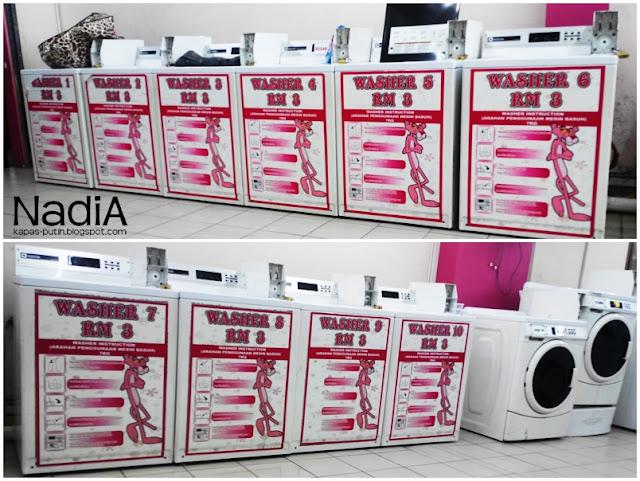 Pink Wash Laundry