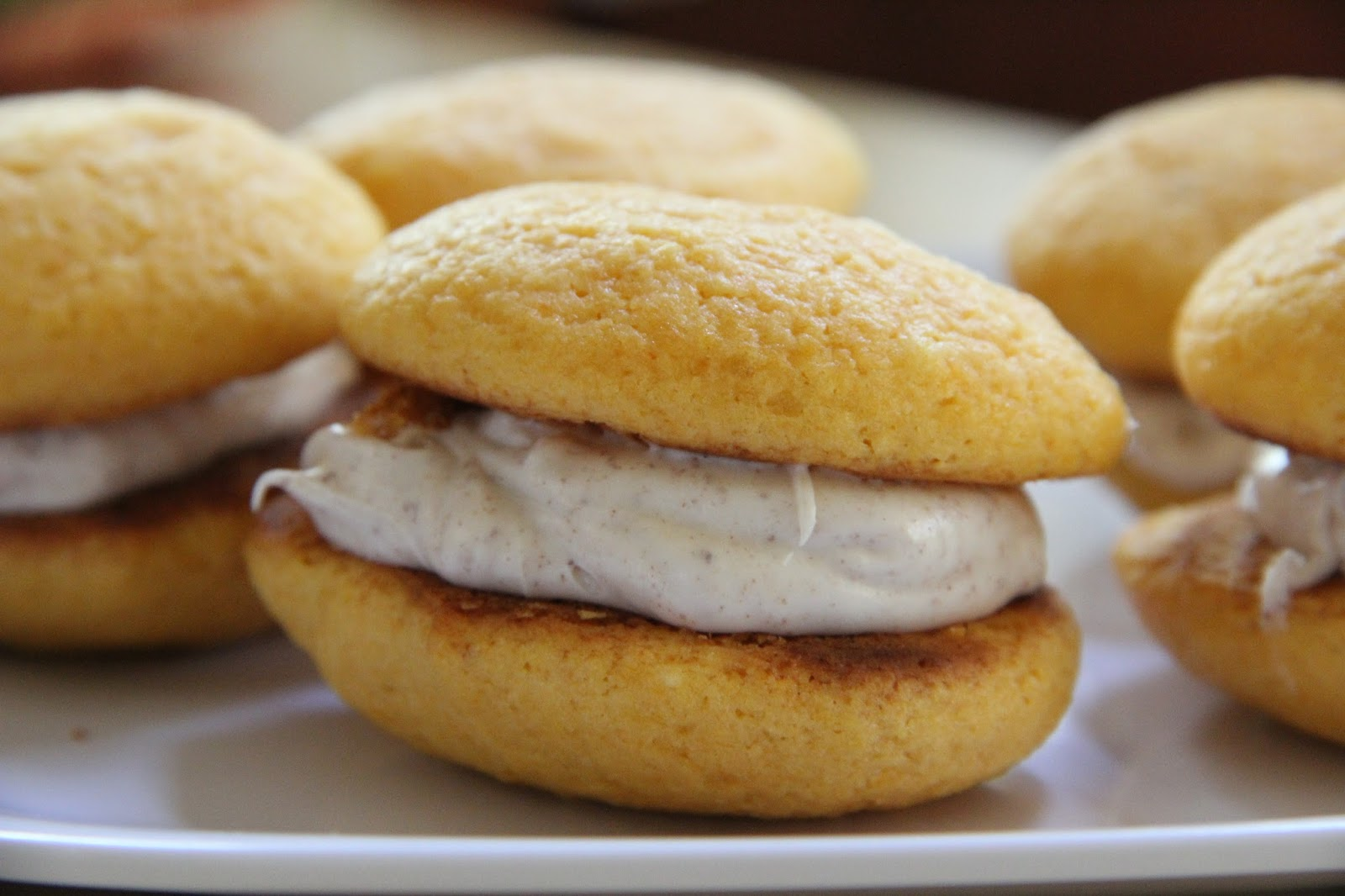 Mix and Match Mama: Pumpkin Whoopie Pies