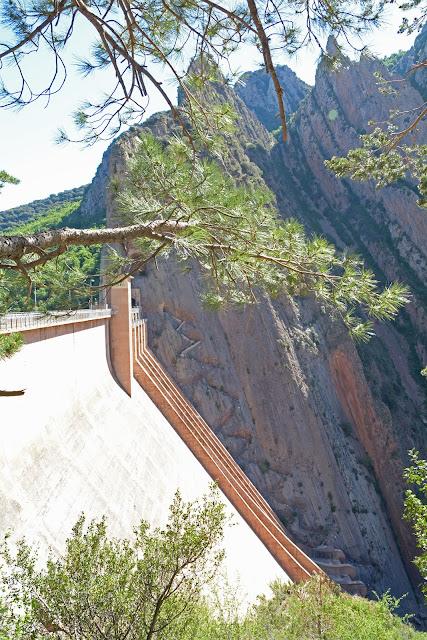 Sopeira-pared de Escales-Vía Xin-Xan