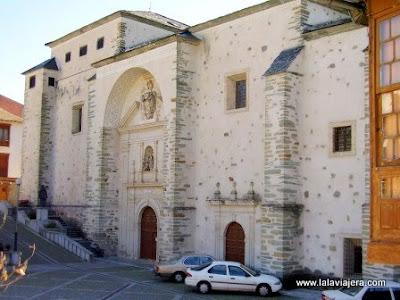 Convento Anunciada, Villafranca Bierzo Leon