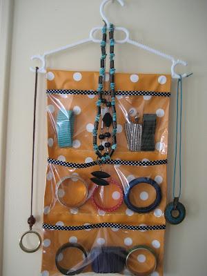 DIY Organizador de joyas / Jewelry organizer / Organisateur de bijoux