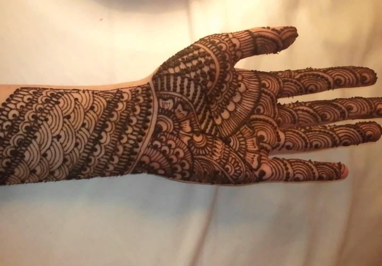Mehndi Tattoo Images Download : Bridal mehndi designs beautiful design pictures
