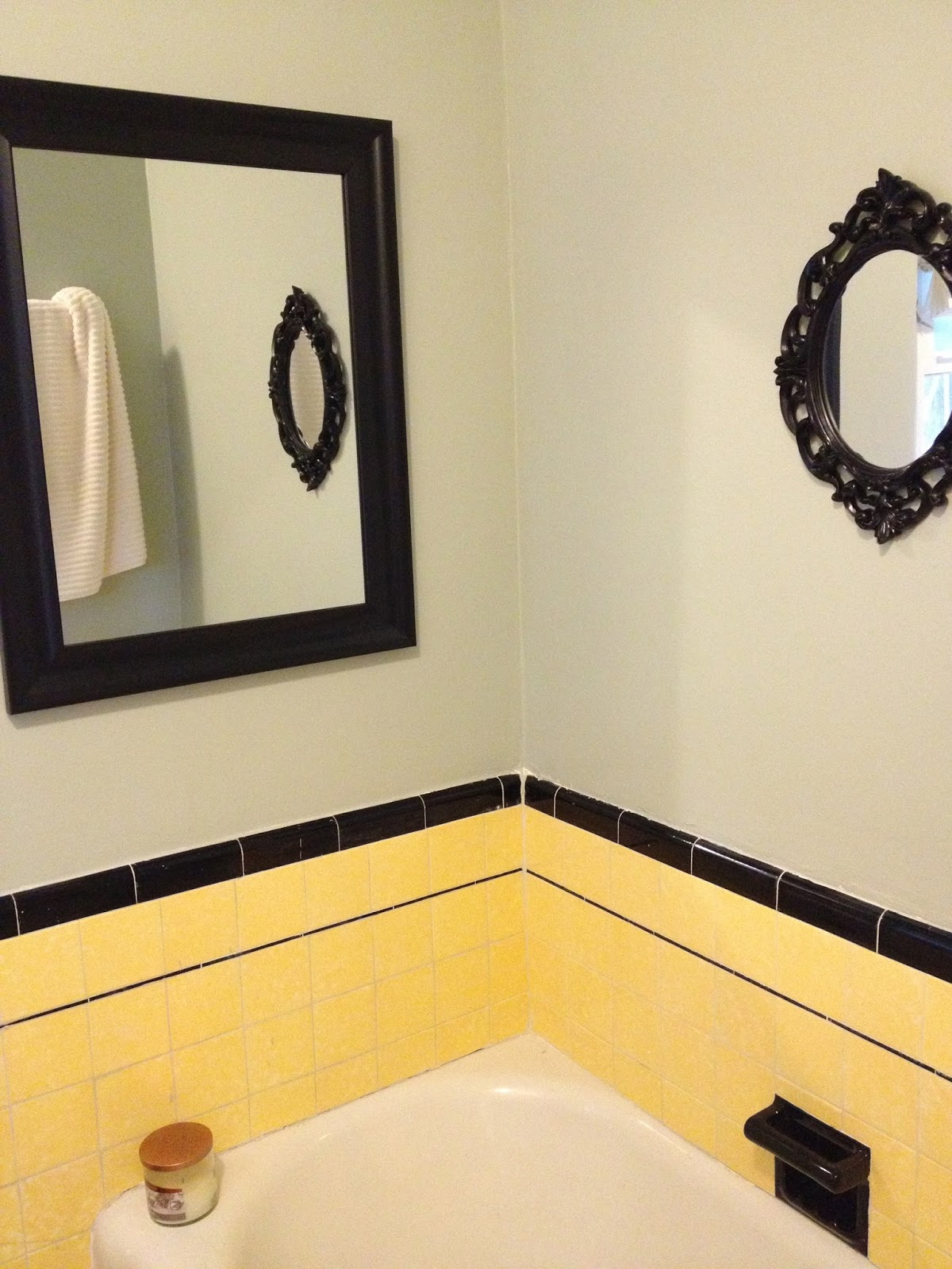 Designing the Nest: Ugly Bathrooms