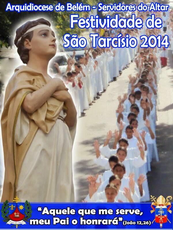 Festividade de São Tarcísio 2014