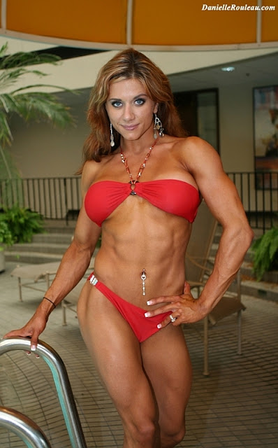 Danielle Rouleau - Figure Competitor, Fitness Model
