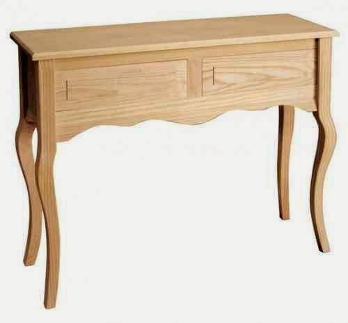 Pintar muebles nuevos de madera Blanco y plateado Bricolaje