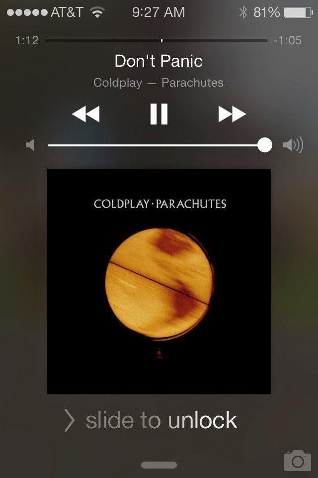 Love Coldplay!