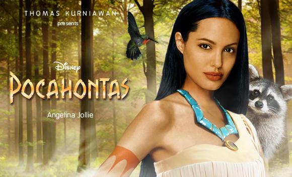 Disney Princesse réelle