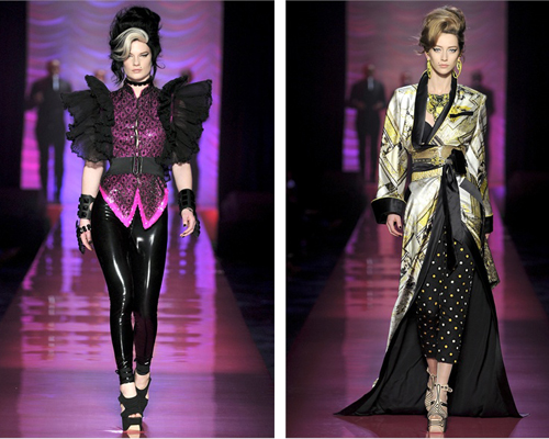 Jean Paul Gaultier Paris Fashion Week Haute Courter Spring Summer 2012