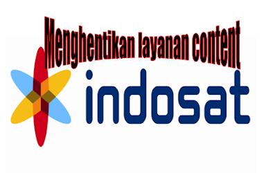 Cara Mudah Menghentikan Layanan Konten Indosat