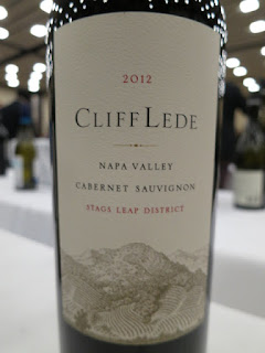 Cliff Lede Cabernet Sauvignon 2012 - Stags Leap District, Napa Valley, California, USA (91 pts)