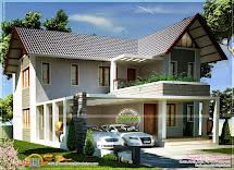 2014 - Kerala Home Design And Floor Plans