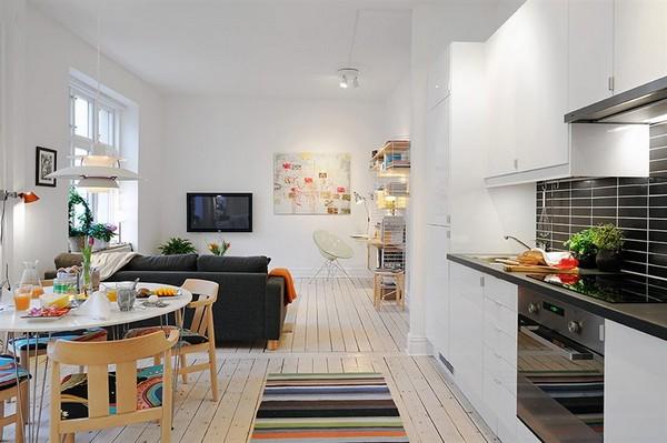 Interior Design For Mini Apartment