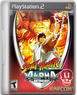 Street Fighter Alpha Anthology (2006)