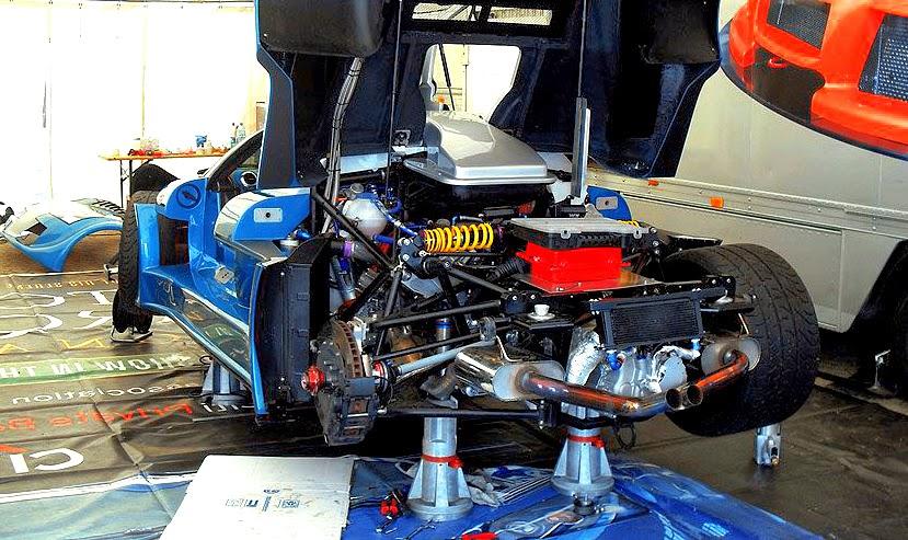 Gumpert Apollo Engine Top Gear