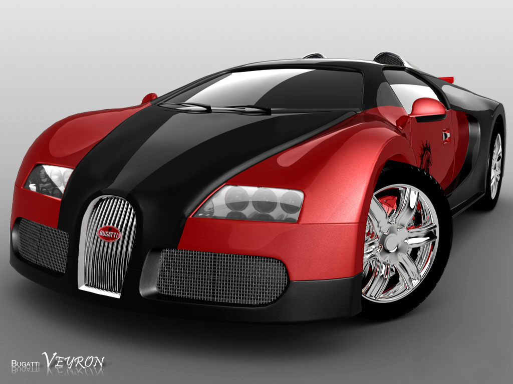 Car World Bugatti Veyron