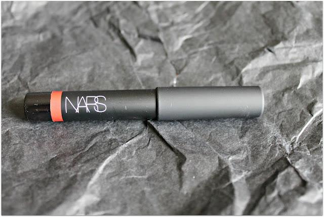 Nars Velvet Gloss Lip Pencil in New Lover