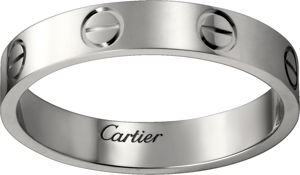 Most Demanded Cartier Love Wedding Band