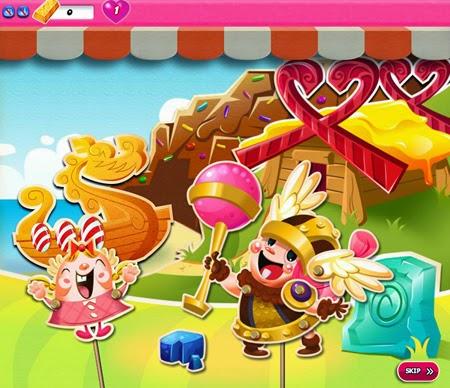 Candy Crush Saga 786-800 ending