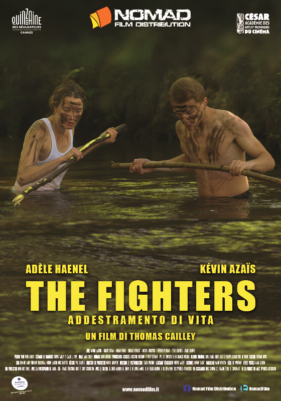 The Fighters locandina