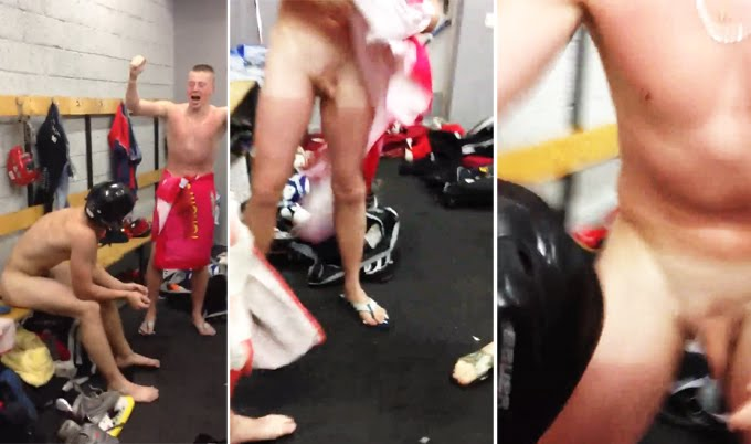 naked male hockey players