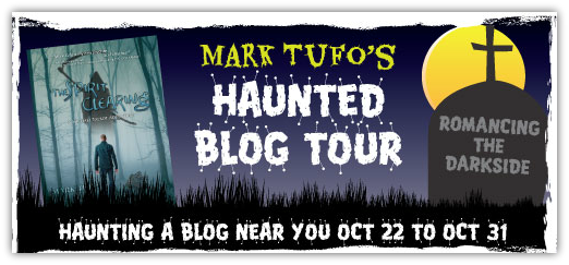 Mark Tufo's Haunted Blog Tour: Guest Post & Giveaway