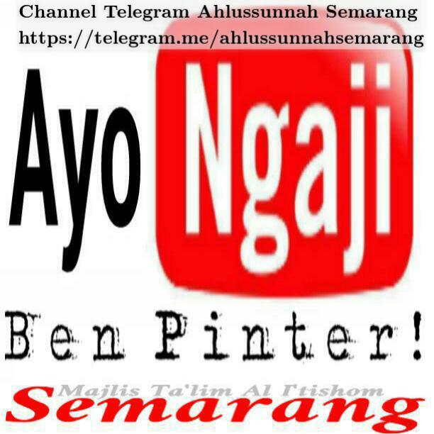 Channel Faidah Dan Info Kajian