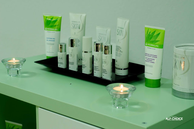 Herbalife®  Skin Care Workshop