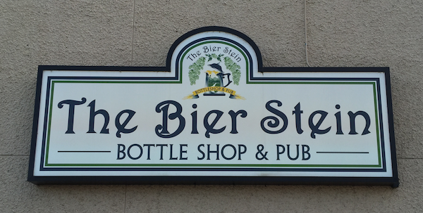 The Bier Stein beer bar in Eugene, Oregon