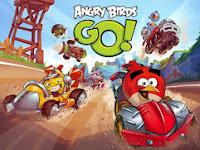 Segera Hadir Game Angry Birds Go!