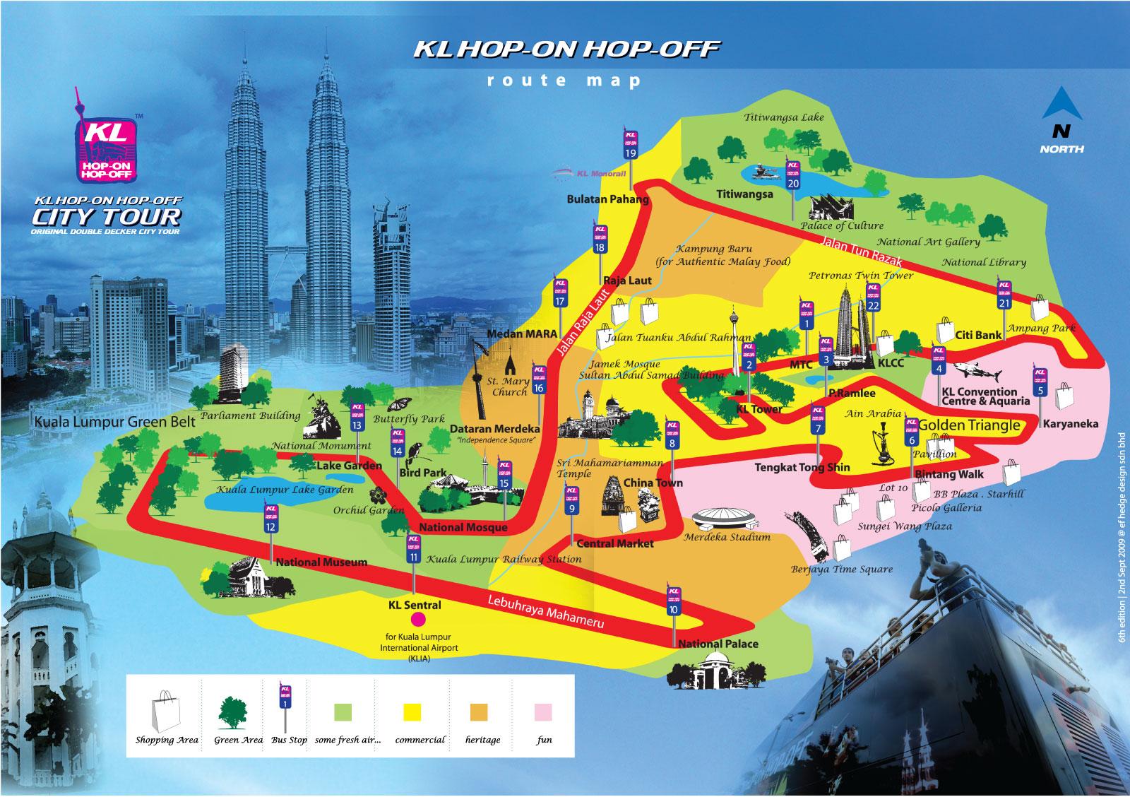 Wisata Kuala Lumpur on