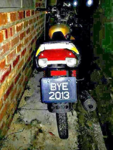bye 2013