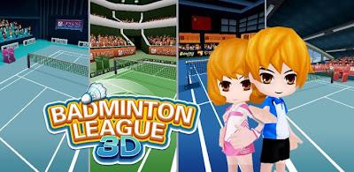 Badminton 3D apk