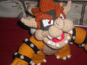 Free Tigger Amigurumi Pattern : Free amigurumi patterns the unnamed monster free crochet