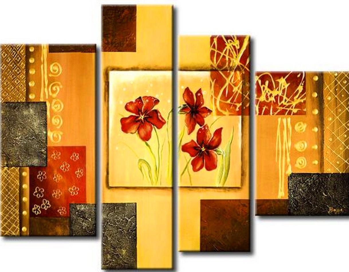 Im genes arte pinturas pinturas abstractos modernos con for Fotos de cuadros abstractos al oleo